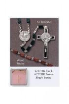 Wood Rosaries