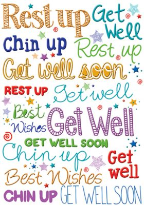Get Well Text