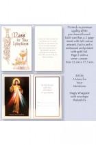 Mass Cards