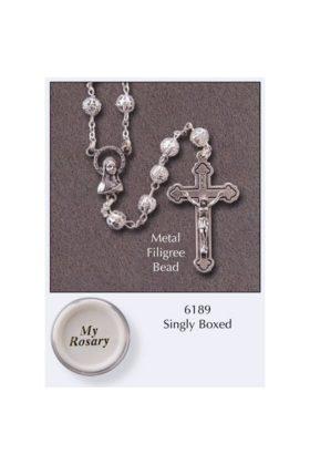 Metal Rosary