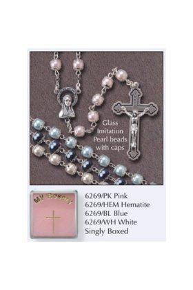 Glass Rosaries