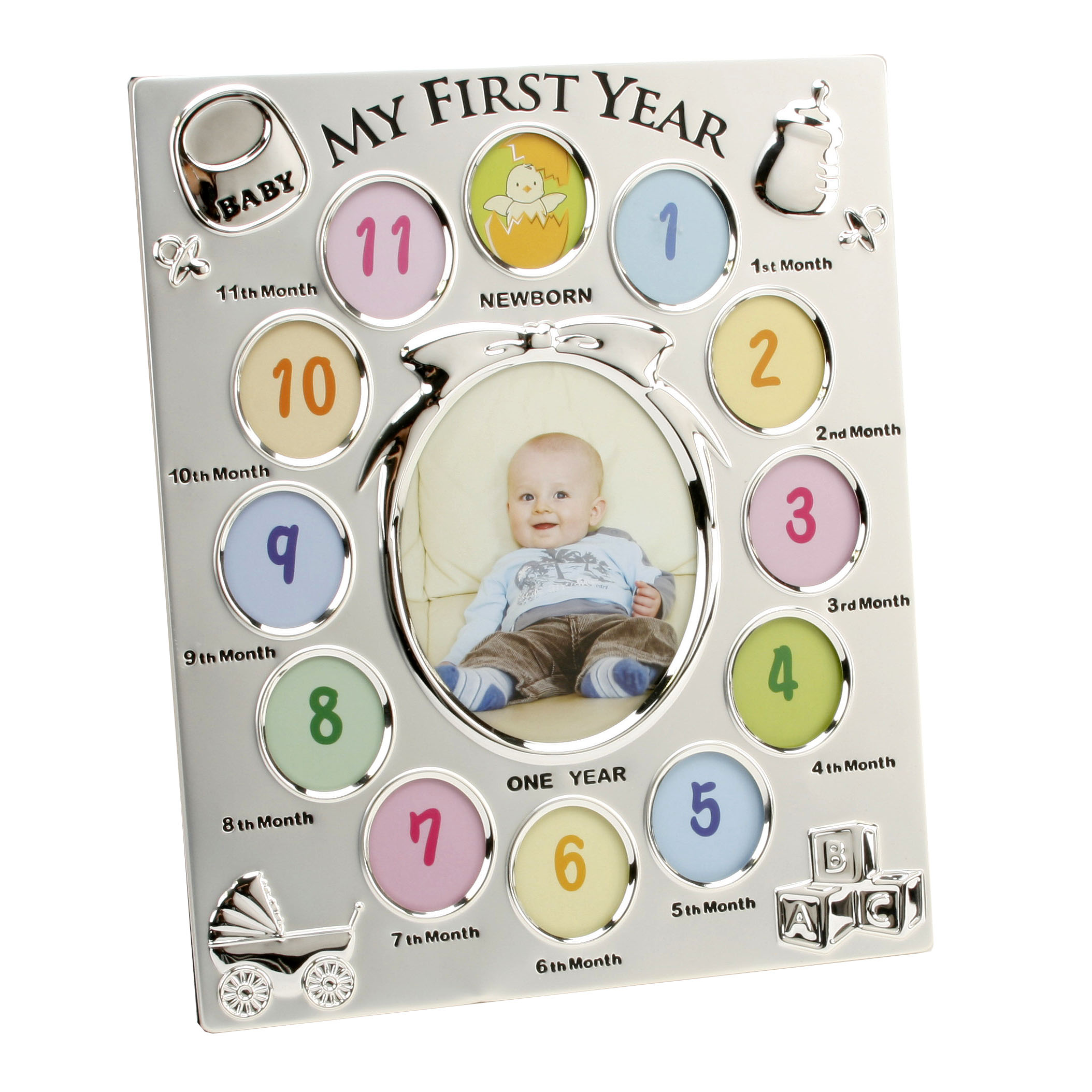 Baby 12 Month Frame Fs1147 One For Occasions