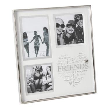 Friends Multi Aperture Metal Frame