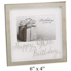 90th Birthday Frame FS