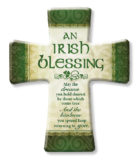 Irish Blessing Cross