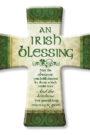 Irish Blessing Cross