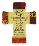 Life not measured cross
