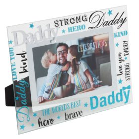 Daddy Glass Frame