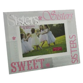 Sisters Frame Glass